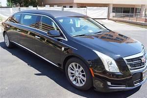 2016 Cadillac XTS Limo – Funeral Car Store