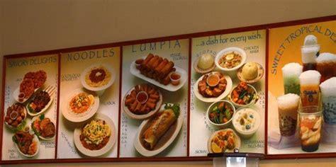 goldilocks restaurant vancouver south granville menu