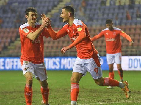 Wigan Athletic 0-5 Blackpool: Perfect night for depleted ...
