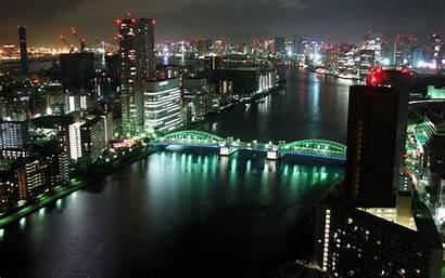 Dual Monitor Tokyo Panorama Wallpapers 1440 Widescreen