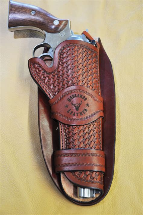 bar  leather   west field holsters