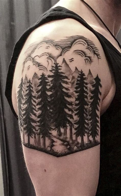 ideas  tree tattoo arm  pinterest tree