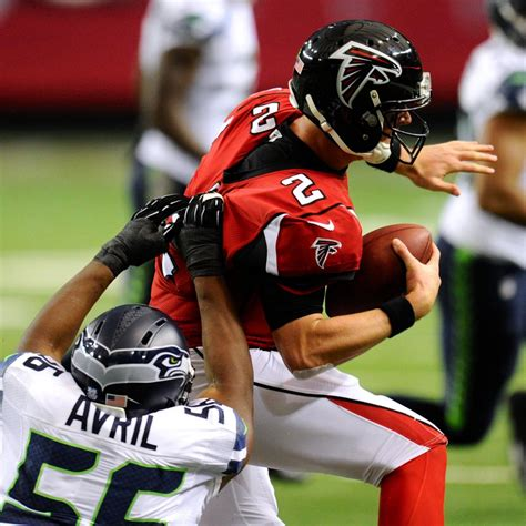 seahawks  falcons full roster report card grades