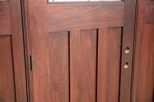 Craftsman, Doors
