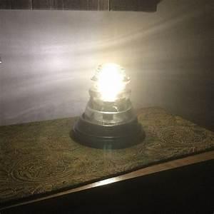 Diy Glass Insulator Pendant Light Kit