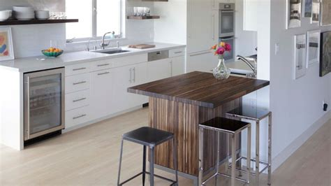 island table for small kitchen 15 small kitchen tables in different kitchen settings 7603