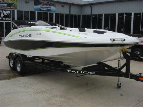 Tahoe Deck Boats 2018 by Tahoe 1950 Deck Boats New In Warsaw Mo Us Boattest