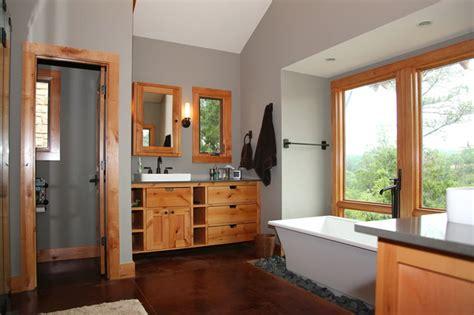 bathroom decorating ideas 2014 modern rustic master bath