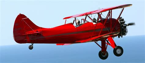 Our Authentic Vintage Waco Biplanes - Barrier Island Aviation