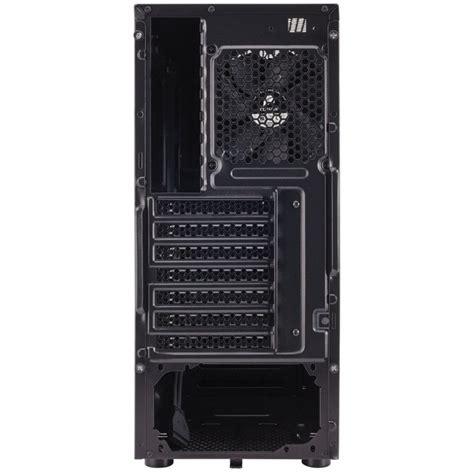 boitier pc bureau boitier gamer corsair carbide 100r