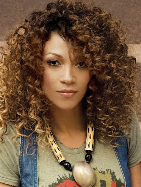 endeavor naturally curly hairstyles to be pretty and