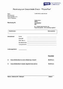 Tk Rechnung Einreichen Post : physioplus kkh kaufm nnische krankenkasse ~ Themetempest.com Abrechnung