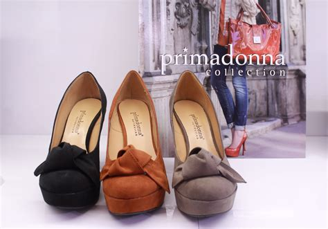 Primadonna Shoes Debut In The United States