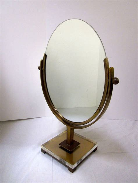 Double Sided Vanity Mirror By Charles Hollis Jones In