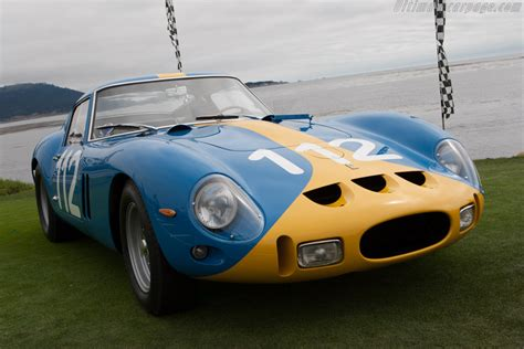 Ferrari 250 GTO - Chassis: 3445GT - 2011 Pebble Beach ...