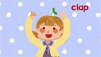 Clap Hands Clipart Action Feet Kiboomers Hand