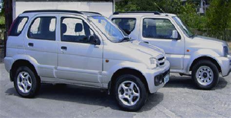 suzuki jeep 4 door hard top a c jimny jeep top car rentals barbados