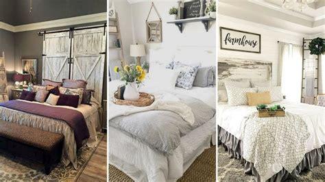 Diy Rustic Shabby Chic Style Bedroom Decor Ideas
