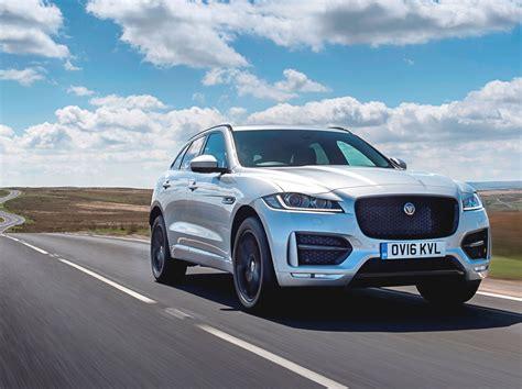 Allnew Jaguar Fpace Suv First Impressions  Wheels Alive