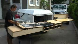cer trailer kitchen ideas dominion offroad trailer kitchen