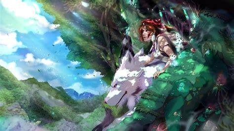 Mononoke Hime (Princess Mononoke) Wallpaper #2135393