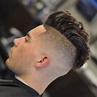 Medium Fade Haircut for Men