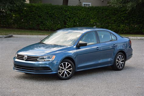 2016 Volkswagen Jetta 1.4t Se Test Drive Review