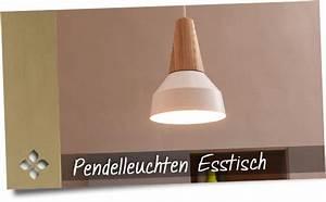 Pendelleuchte Esstisch Holz : stilvolle pendelleuchten f r den esstisch i holzdesignpur ~ Watch28wear.com Haus und Dekorationen