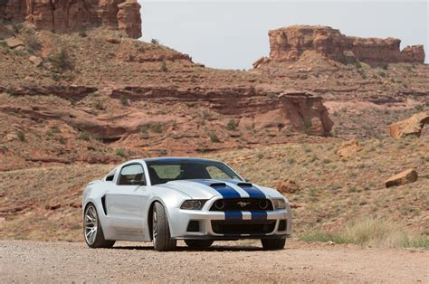 Ford Mustang From