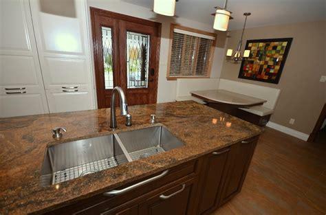 dimensions plan de travail cuisine cuisine avec plan de travail en granit design en 3 dimensions