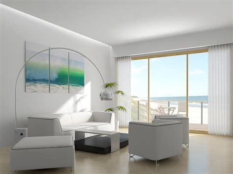 White Interior Homes Random Living Room Inspiration