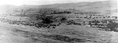 open range grant kohrs ranch national historic site