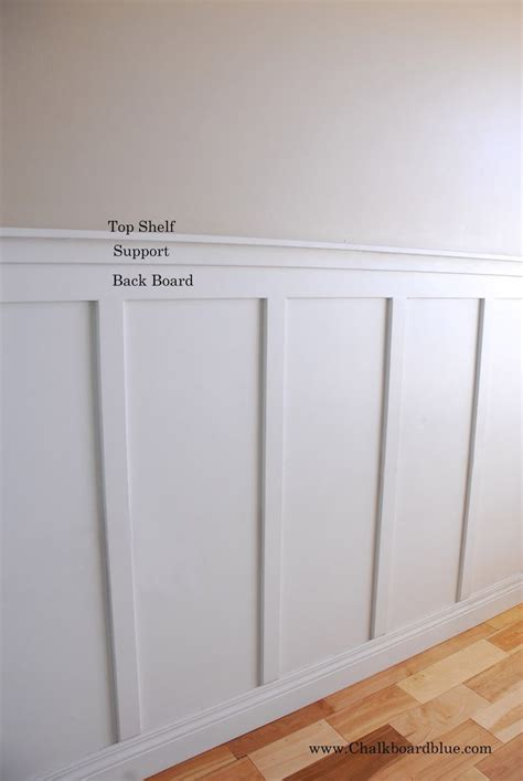 dinning room images i wanted to with you how i did board and batten trim