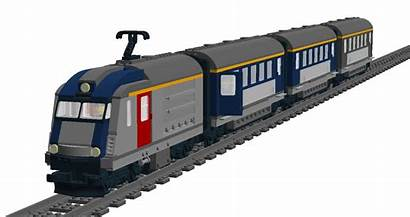 Lego Train Pkp Generate