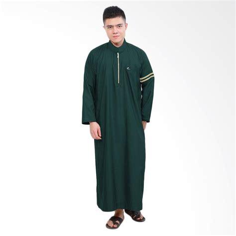 jual jfashion nabawi jubah tangan panjang gamis muslim