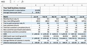 Saas pricing model template bigstackstudios excel for startups simple financial models and dashboards for saas pricing model template flashek Choice Image