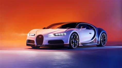 Bugatti Chiron 4k Wallpaper