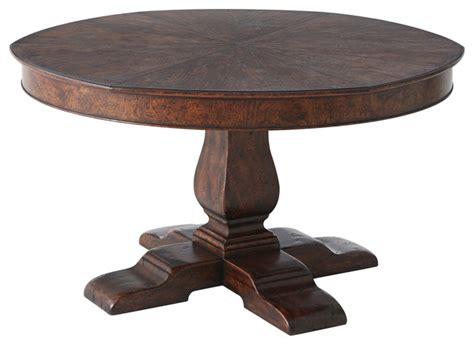 theodore alexander dining table theodore alexander victory oak victory oak jupe bistro