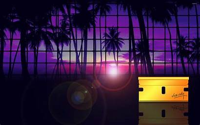 Vice Gta Theft Grand Sunset Games Wallpapers