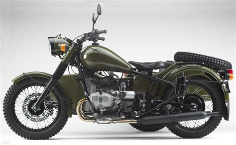 Ural Retro Sidecar Motorcycle, Ural, Free Engine Image For