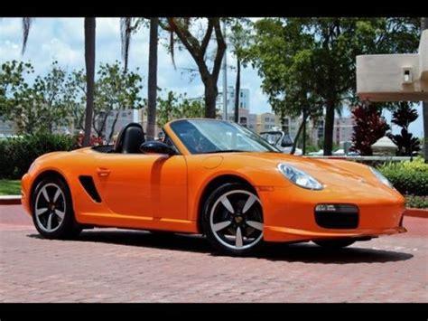 orange porsche convertible sell used only 21k 558 00 mo orange 5 speed manual