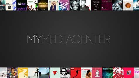 media center wallpaper gallery