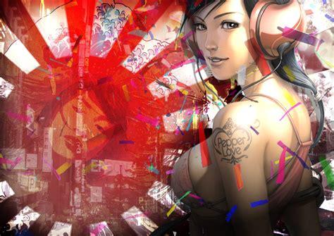 Japanese Anime Wallpaper - anime influ 234 ncia da cultura japonesa