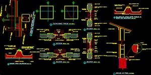 Panel System DWG Detail for AutoCAD • Designs CAD