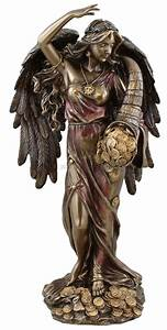 Fortuna, Roman, Goddess, Of, Luck, And, Fortune