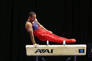 Danell Leyva Photos Photos - 2016 Men's Gymnastics Olympic ...