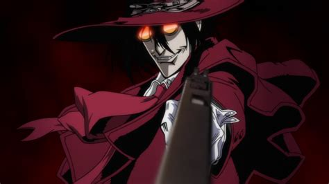 animecheck hellsing top 5 horror anime you must for reactor