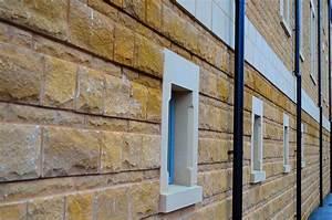 Pierre Facade Exterieur : pierre facade exterieur free pierre de parement extrieur qui habille faade et murs avec ~ Dallasstarsshop.com Idées de Décoration