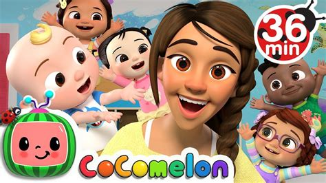 Let's have some fun under the sun with ean and sean and cocomelon! Beach Song + More Nursery Rhymes & Kids Songs - CoCoMelon