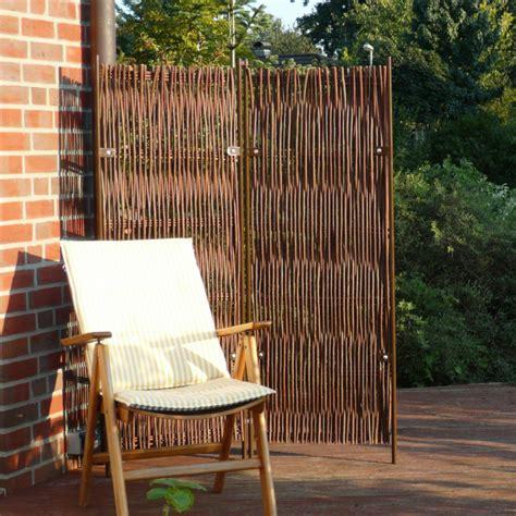 Sichtschutz Paravent Terrasse by Sichtschutz Terrasse Holz Selber Bauen Best Sichtschutz